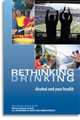 Rethinking Drinking : Alcohol and Your Health