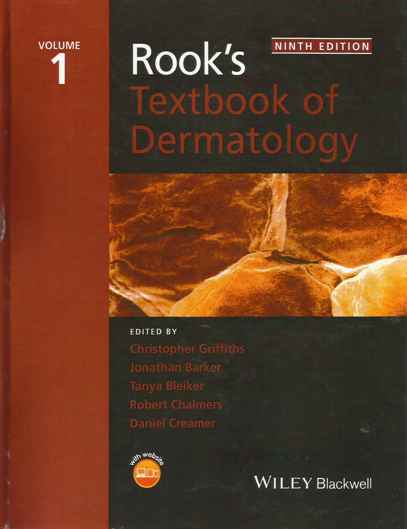 Rook's Textbook of Dermatology vol.1