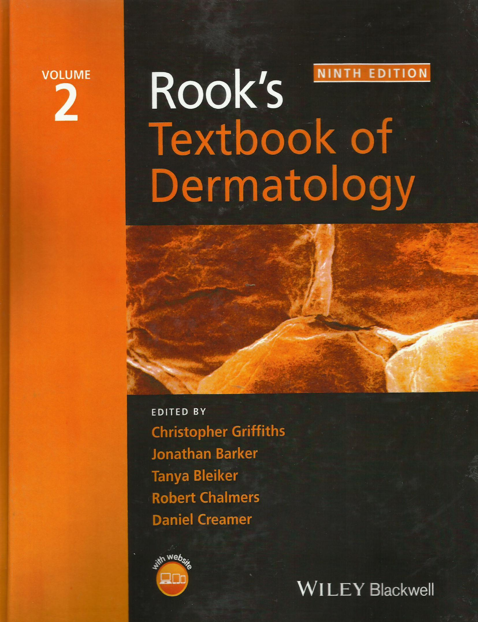 Rook's Textbook of Dermatology vol.2