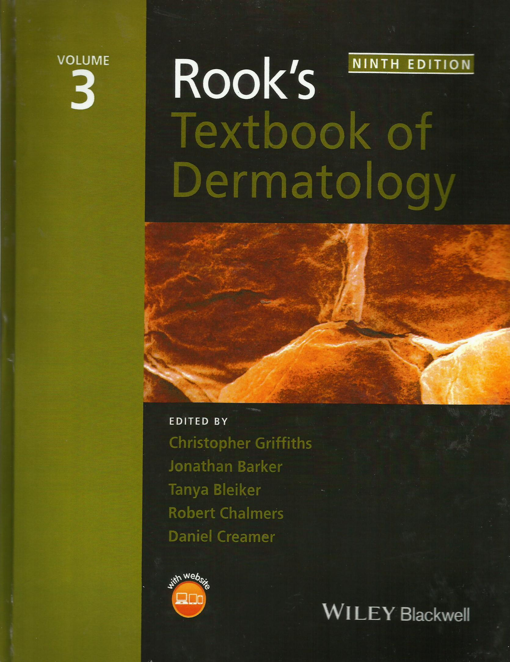 Rook's Textbook of Dermatology vol.3