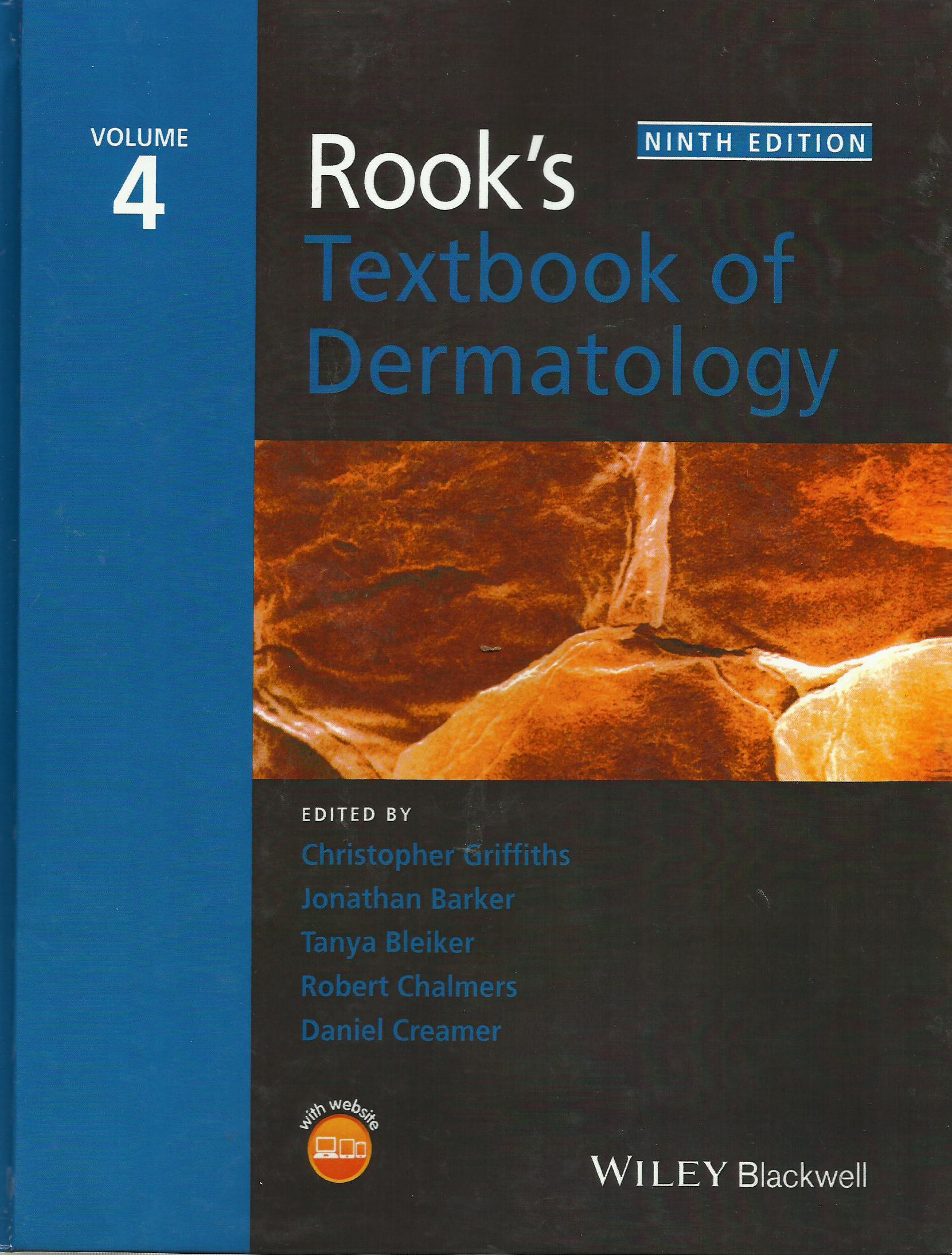Rook's Textbook of Dermatology vol.4