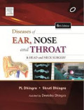 Disease of Ear, Nose and Throat & Head and Neck Surgery
