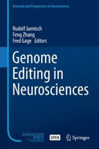 Image of Genome Editing in Neuroscinces